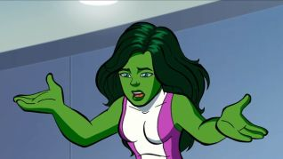 The Super Hero Squad Show: So Pretty When They Explode