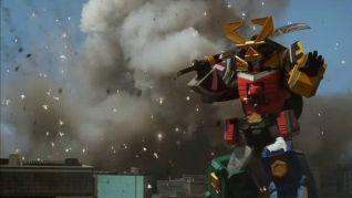Power Rangers Samurai: Deal with a Nighlok