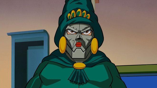 The Super Hero Squad Show: Pedicure and Facial Of Doom!