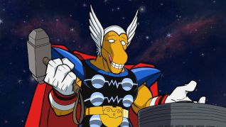 The Super Hero Squad Show: The Ballad of Beta Ray Bill! Six Against Infinity, Part 1