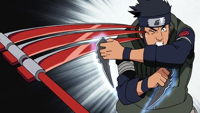 Naruto: Shippuden: 77: Climbing Silver