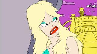 Superjail!: Hotchick
