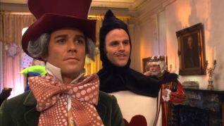 Murdoch Mysteries: Murdoch in Wonderland