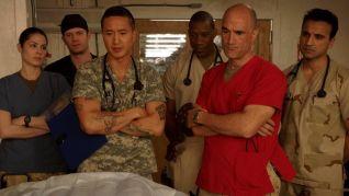 Combat Hospital: On the Brink