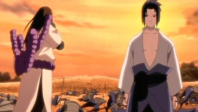 Naruto: Shippuden: 92: Encounter