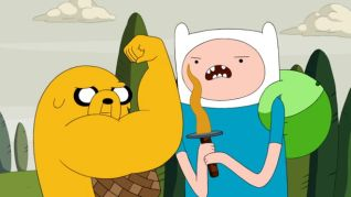 Adventure Time: The Monster
