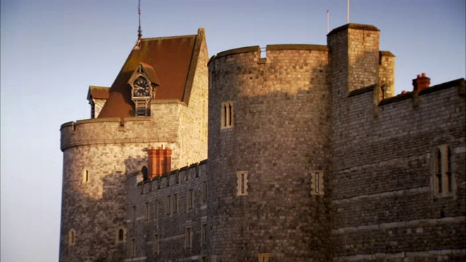 The Queen's Palaces: Windsor Castle