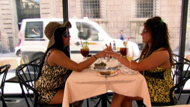 Jersey Shore: Situation Problems