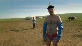An Idiot Abroad: The Bucket List: Trans-Siberian Express