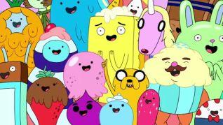 Adventure Time: Slumber Party Panic