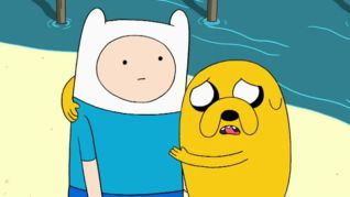 Adventure Time: Business Time