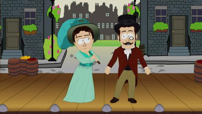 South Park: Broadway Bro Down
