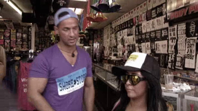 Jersey Shore: The Truth Will Set You Free