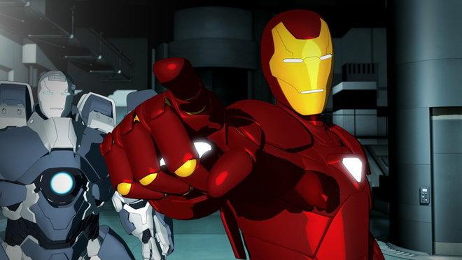 Iron Man: Armored Adventures: The Hammer Falls