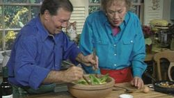 Julia and Jacques Cooking at Home: Salad Days