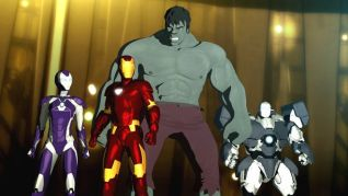 Iron Man: Armored Adventures: The Makluan Invasion Part 2: Unite!
