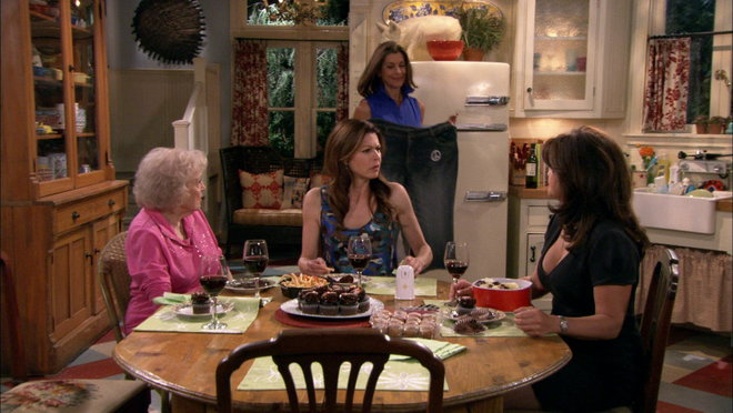 Hot in Cleveland: A Midwinter Night's Sex Comedy