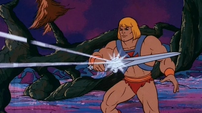 He-Man and the Masters of the Universe: Diamond Ray of Disapperance