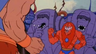 He-Man and the Masters of the Universe: Into the Abyss