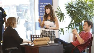 New Girl: The Box