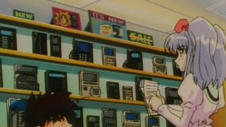 Martian Successor Nadesico: Episode 18: Echoes of Self, Echoes of Water