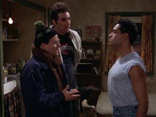 Seinfeld: The Busboy