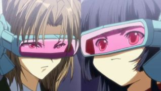 Angelic Layer: 15: Shirahime vs Suzuka! The Ice Machine's Secret