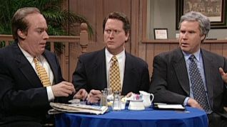 Saturday Night Live: Alan Cumming