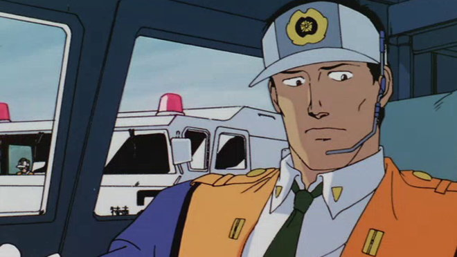 Patlabor: The Mobile Police - The TV Series: 6. The Tower - SOS