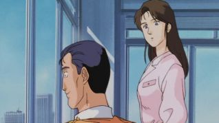 Patlabor: The Mobile Police - The TV Series: 26. I Am Takeo Kumagami