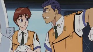 Patlabor: The Mobile Police - The TV Series: 45. Freedom to Choose a Job
