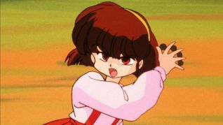 Ranma 1/2: And the Challenger Is... a Girl?!
