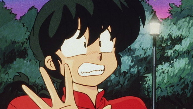 Ranma 1/2: Back to the Way We Were ...Please!