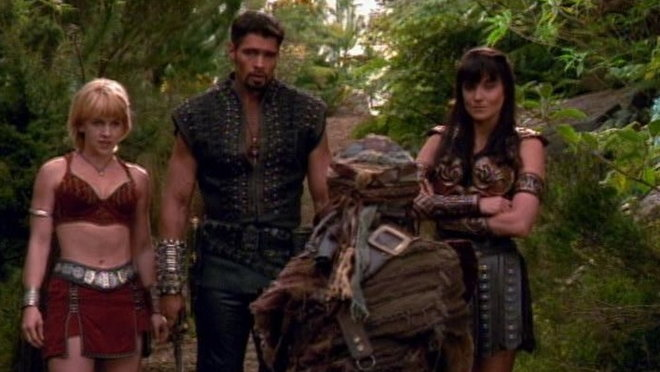Xena: Warrior Princess: Old Ares Had A Farm