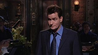 Saturday Night Live: Charlie Sheen