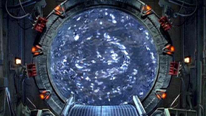 Stargate SG-1: The Entity