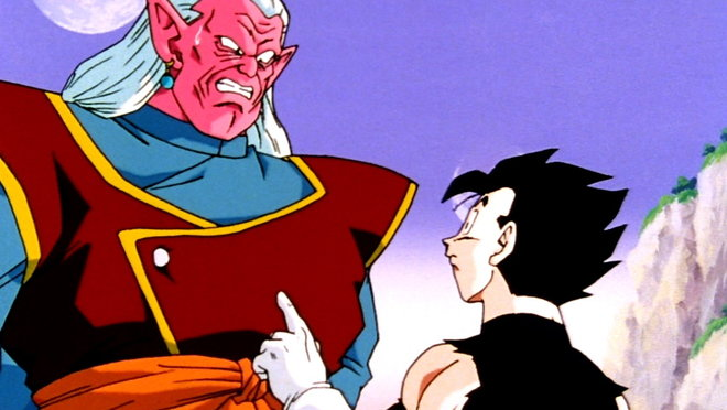 DragonBall Z: Learn to Fuse