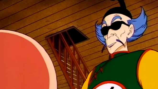 DragonBall: Tien Shinhan Vs. Jacky Chun