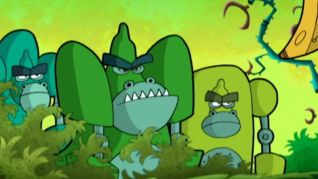 Cyberchase: Harriet Hippo and The Mean Green