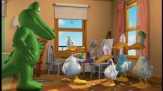 Sitting Ducks: Running Duck