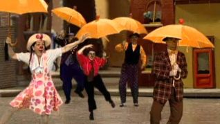 The Big Comfy Couch: Clowning in the Rain