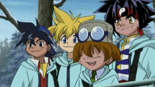 Beyblade: Hot Battle in a Cold Town