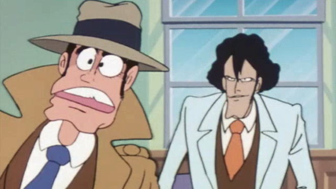Lupin the 3rd: The Lair of the Land-Shark