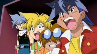 Beyblade: A Wicked Wind Blows