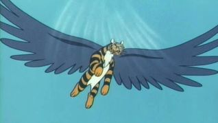 Kimba: The White Lion: The Flying Tiger