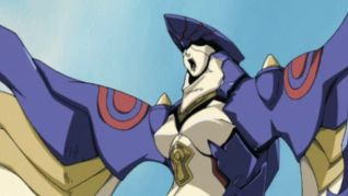 Rahxephon: Second Movement: A God-like Being Awakens / Awakening
