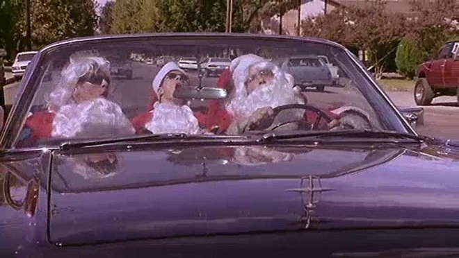 Melrose Place: The Usual Santas