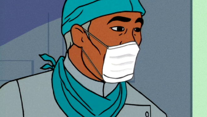 Sealab 2021: Moby Sick