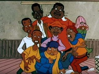 Fat Albert and the Cosby Kids [Animated TV Series]