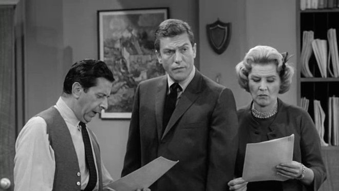The Dick Van Dyke Show: Who Owes Who What?